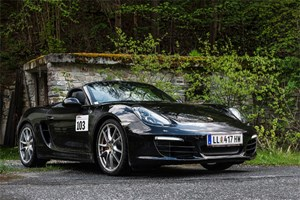 Hier gibt's Fotos vom Porsche-Event.