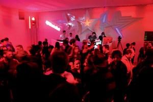 Der Nightclub der Zukunft laut Heineken: Vor allem die Bier- bestellung wird da schneller gehen.