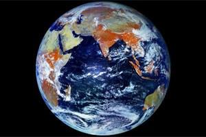 Die Erde in 121 Megapixeln
