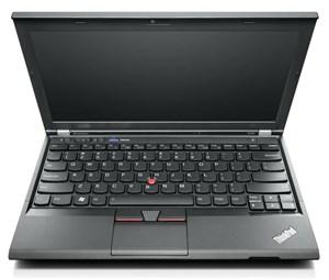 Die neue Thinkpad-Generation bietet ein leicht veränderte Tastatur, samt optionaler Hintergrundbeleuchtung. Hier am Beispiel des X230.