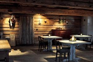 Platz ist in der kleinsten Hütte. Im Fäviken Magasinet sind es genau 16 Plätze.