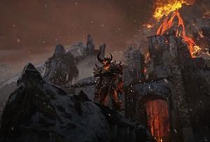 Screenshots von der Echtzeitdemo der Unreal Engine 4.