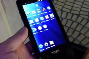 In der zweiten Jahreshälfte sollen die ersten Geräte mit Tizen auf den Markt kommen.