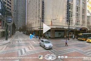 Bing Streetside: in den USA noch verfügbar, aus Deutschland verschwunden.