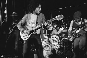 Reggae-Ikone Bob Marley