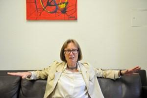 """U-Ausschuss-Leiterin Moser ist gegen besonders aggressive Befragungen: """"Das kann dazu führen, dass die Nerven durchbrennen - und das kann sich dann mit den Menschenrechten spießen."""""""