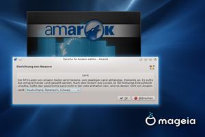Amarok 2.5.0 darf beim KDE natürlich nicht fehlen.