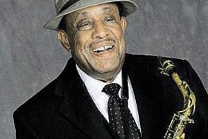Ein Veteran des souligen, zugänglichen Jazz - Saxofonist Lou Donaldson.