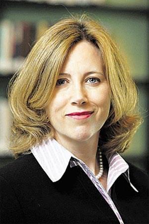 """Karen Smith-Stegen: """"Elektrizität aus Uran und Steinkohle ist nicht billig. Für die Folgekosten werden Steuergelder herangezogen."""""""