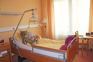 Auch die BewohnerInnen der Pflegestation im ersten Stock können an den generationenverbindenden Veranstaltungen, die der Verein Fortuna im Haus organisiert, teilnehmen.