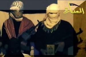 Anführer unbekannt: Die Sprecher der Gruppe verhüllen ihr Gesicht und geben ihre Identität nicht preis.