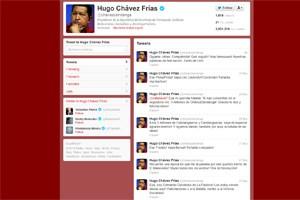 Der venezuelanische Präsident hat über drei Millionen Follower