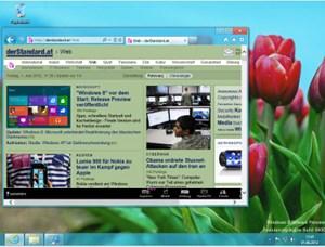 Die Windows 8 Release Preview hinterlässt in Tests einen durchwachsenen Eindruck.