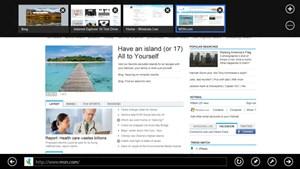 Die Metro-Version des Internet Explorers 10 unterstützt doch Flash-Inhalte, allerdings nur auf Seiten, die für Metro optimiert wurden.
