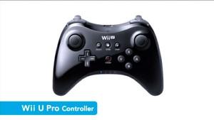 Der Wii U Pro Controller
