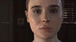 """Ellen Page in """"Beyond: Two Souls"""""""