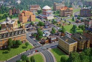 Das neue SimCity erscheint 2013 für PC.