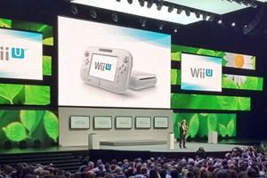 Nintendo stellt Wii U vor.