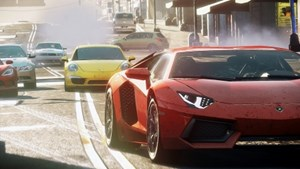 """Need for Speed Most Wanted"""