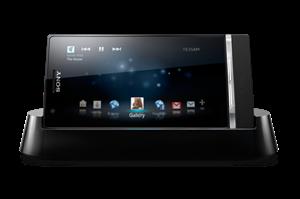 Das Xperia P wird mit dem TV-Dock zum Mini-PC. Allerdings erst ab dem 3. Quartal.