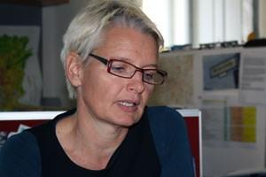Glaubt weiter an den Kauf der Reininghaus-Gründe durch die Stadt: Die grüne Vizebürgermeisterin von Graz, Lisa Rücker.