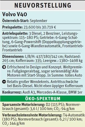Link: VolvoService: Volvo GebrauchtwagenGratis Gebrauchtwagen inserieren auf derStandard.at/AutoMobil