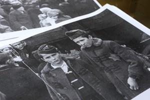 """Bilder aus den """"verdrängten Jahren"""" in der Geschichte der ÖBB: Die Ausstellung im ÖBB-Gebäude am Praterstern läuft ab Montag bis 30. September."""