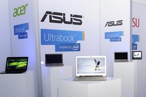 Praktisch alle großen Hersteller wollen mit neuen Ultrabooks reüssieren - bis Ende des Jahres sind laut Intel nicht weniger als 110 neue Modelle geplant.