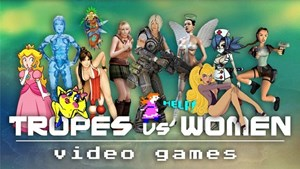 Tropes vs. Women in Video Games soll Stereotypen in Videospielen aufzeigen.