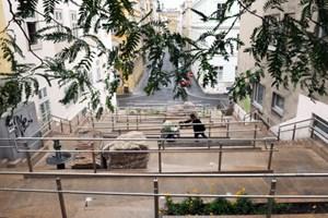 Einst eine fahle, steile Treppe, ist die Thurnstiege in Wien-Alsergrund nun barrierefrei und bepflanzt. Die Idee kam von den Bewohnern, umgesetzt wurde sie in einem lokalen Agenda-Projekt
