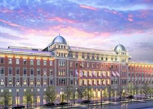 Im März 2013 beginnt das Soft-Opening des Wiener Hotels Kempinski. Es ist das zweite Haus der Gruppe in Österreich.