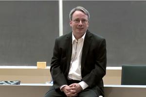Ob Nividias Statement Linus Torvalds zähmen kann?