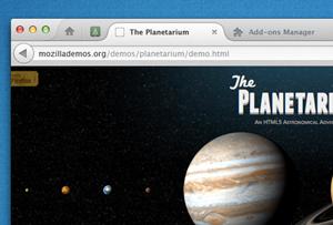 So sieht das neue Firefox-Design mit dem Namen Australis aus.