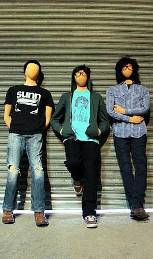 BEAK >> alias Geoff Barrow, Billy Fuller und Matt Williams: Acid, Kraut und Rock.