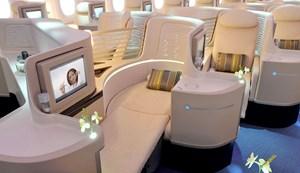 Das fliegende Wohnzimmer könnte für viele das Reisen in der Luft angenehmer machen.