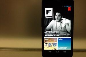 Flipboard für Android ist jetzt über den Google Play Store verfügbar.