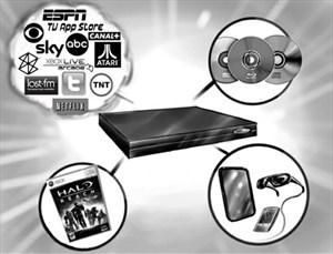 """Die """"Xbox 720"""" soll die einzige Box sein, die man im Wohnzimmer braucht."""