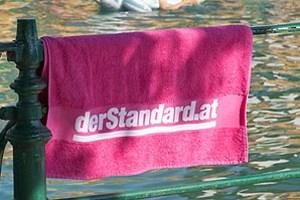 Für den kreativsten Schnappschuss des diesjährigen Fests gibt's ein derStandard.at-Badetuch.