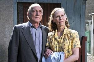 """Ein Kinotraumpaar macht seine sommerliche Aufwartung: Kati Outinen und André Wilms in """"Le Havre""""."""