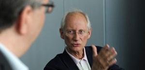 """""""Wir fordern keine Gehälter, die 20 bis 35 Prozent unter den aktuellen liegen"""": Journalistengewerkschafter Franz C. Bauer."""