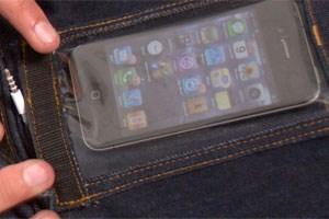 Jeans für Smartphones