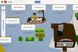Die Community bastelt schon eifrig an eigenen Lego-Kreationen...