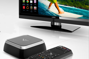 Der Vizio CoStar Stream Player versucht vor allem mit einem kostengünstigen Preis und Onlive-Cloud-Gaming zu punkten. Leider vorerst nur in den USA, trotzdem zeichnet sich damit ein stückweit ab, in welche Richtung es für GoogleTV künftig gehen könnte.