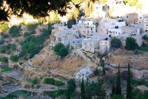 Das Dorf Batir und sein Bewässerungssystem könnten bald UNESCO-Kulturerbe werden.