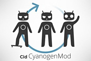 Für CyanogenMod 9 hat sich das Community-Projekt auch ein neu designtes Maskottchen verpasst.