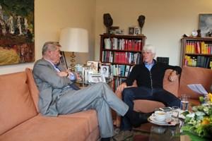Hannes Androsch und Michael Hartmann im Gespräch über Eliten und deren Bildung.