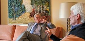 """""""Spitze wird im Kern über Leistung definiert, Elite über Macht"""", sagt Hartmann."""