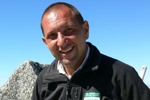 Wolfgang Urban, Direktor des Nationalparks Hohe Tauern.