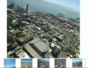 Die Google Glasses Demo hätte nicht dramatischer ausfallen können: Mit einem live gestreamten Google+ Hangout eines Fallschirmsprungs.