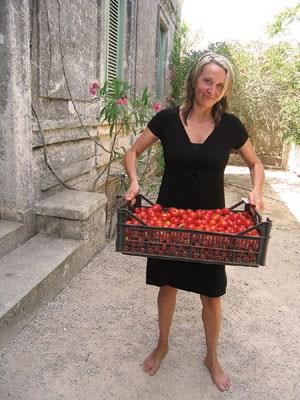 """Gabrielle Hamilton ist Besitzerin und Küchenchefin des """"Prune"""" im New Yorker East Village."""